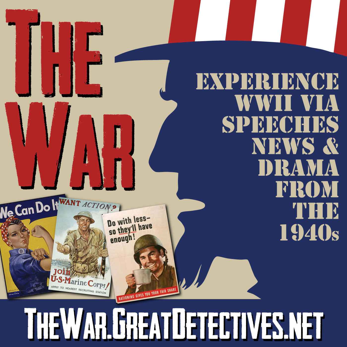 Podcast – Adam Graham Presents the War